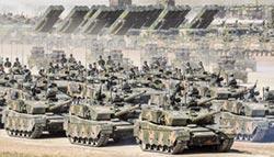 陸阻分裂 軍費增幅或超7.5%