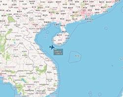 侵門踏戶 美P-8A監視海南島