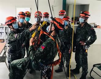航特部未雨綢繆 5架直升機待命預防