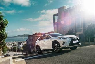 和泰汽車推新款Lexus NX200 搶攻豪華休旅車市場