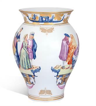 頂級瓷器向古典藝術取經 搶攻藏家目光