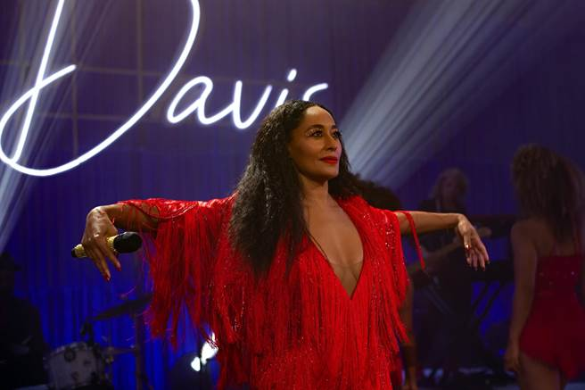 《Love Myself》由金球獎最佳女主角得主崔西艾莉絲羅斯獻唱。(UIP提供)