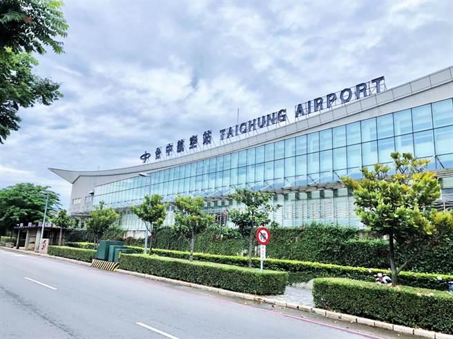 台中市府打造國際門戶,分階段推動「機場園區」,已帶動當地房市熱度,(盧金足攝)