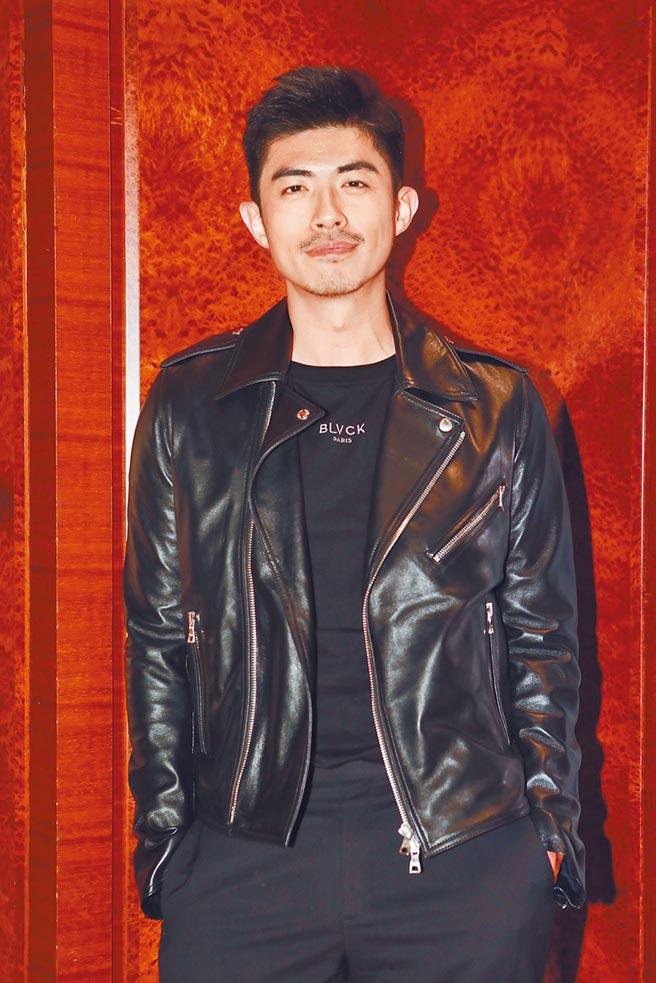 梁正群在《路~台灣Express~》中飾演高鐵與日方協調的角色受好評。(公視提供)