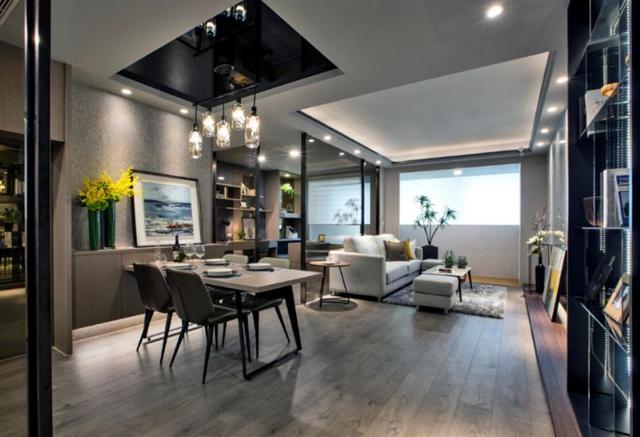 元城樂more創造高坪效二房與三房商品/圖片由業者提供