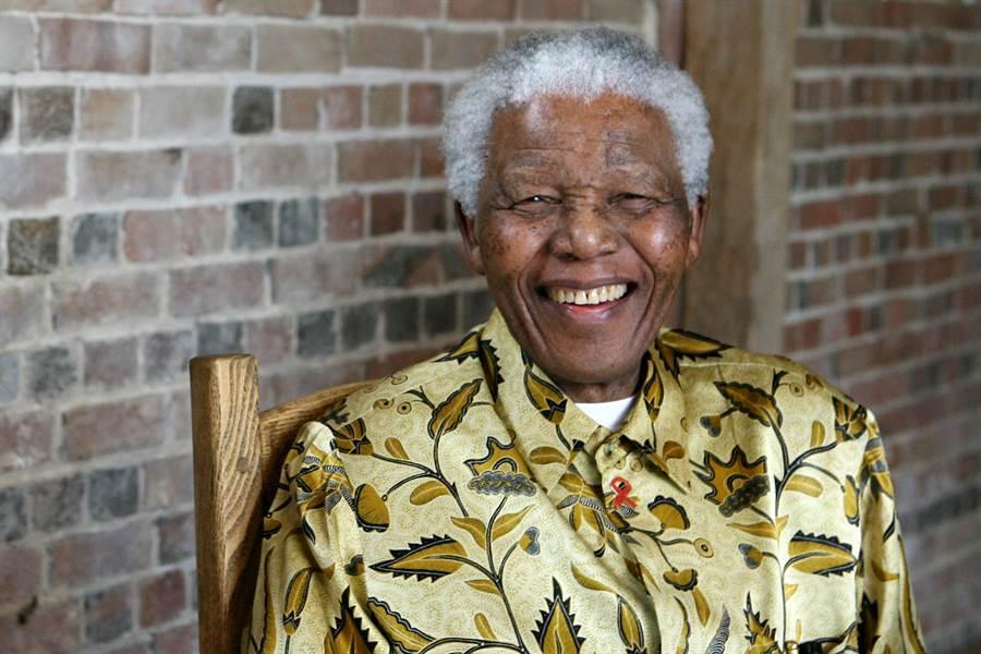 圖為南非前總統曼德拉(圖/達志影像)