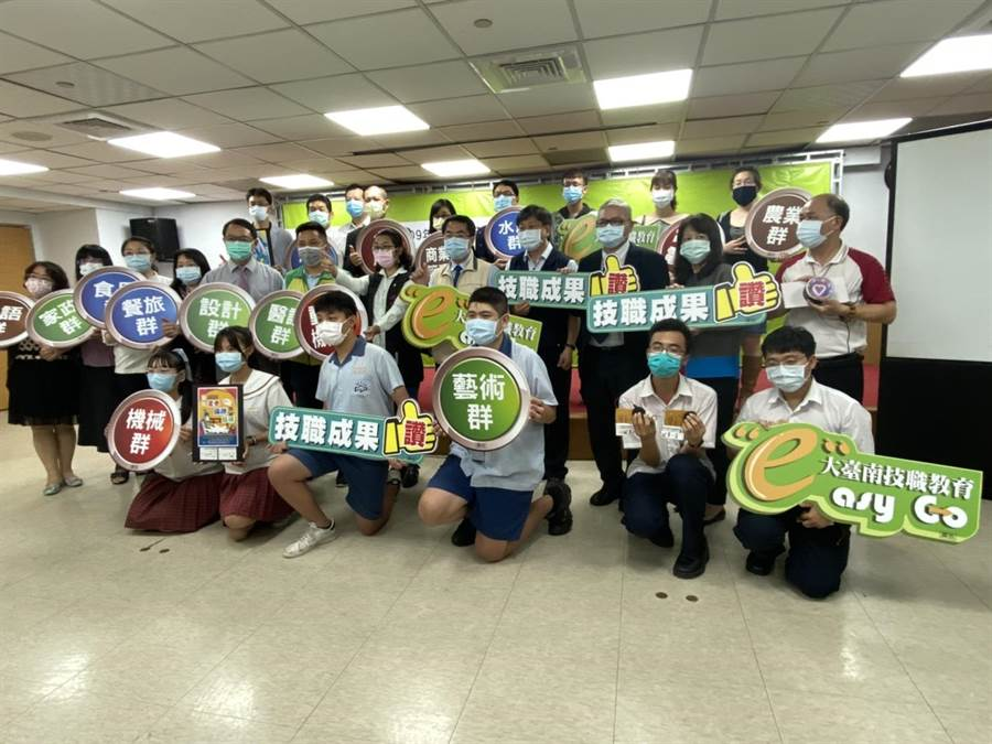 台南今天宣布畢旅解禁,將開放學校跨縣市畢業旅行。(曹婷婷攝)