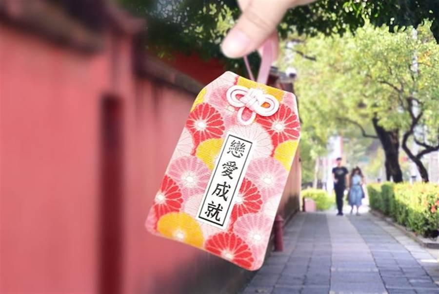 台南月老廟參拜體驗。(KKday 提供)