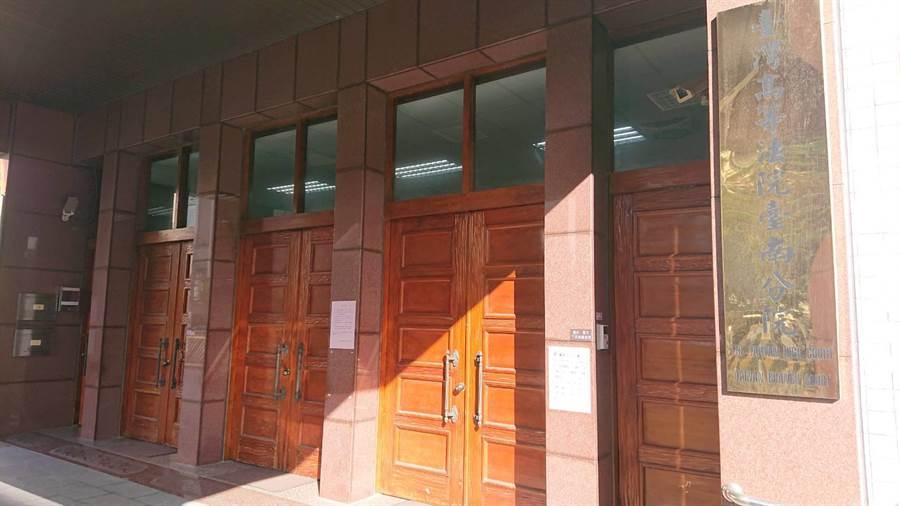 高等法院台南分院法官21日駁回台南虐童案上訴,宣布維持一審原判決。(程炳璋攝)