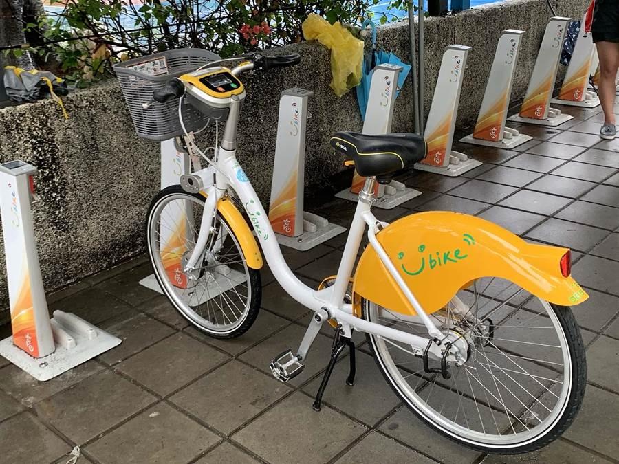高雄市YouBike 2.0超前建置,預計6月16日試營運。(柯宗緯攝)