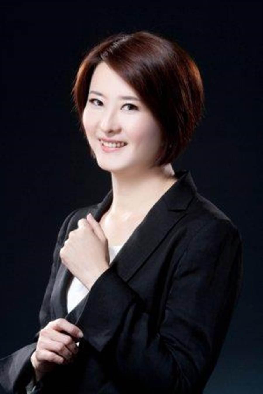 台北市議員王鴻薇。(摘自王鴻薇臉書)