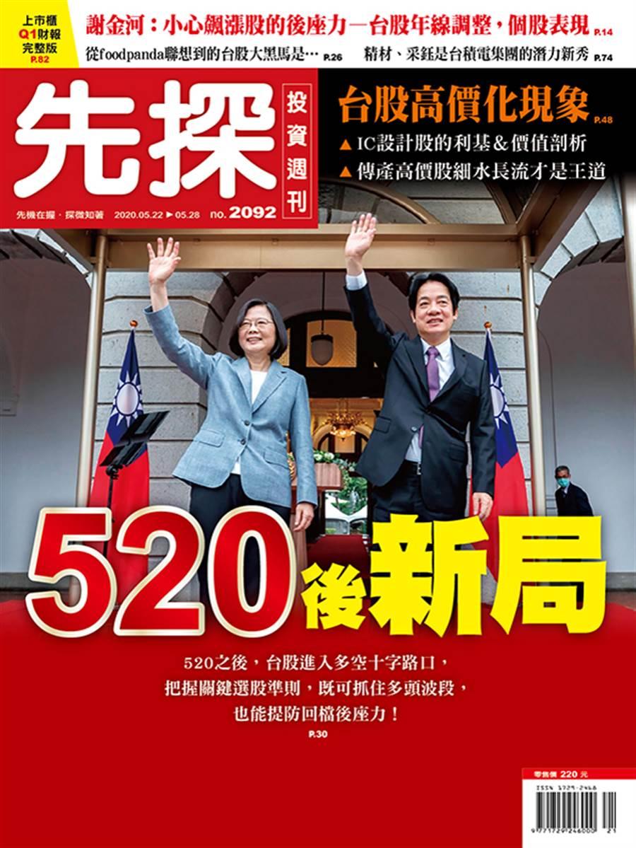 《先探投資週刊2092期》