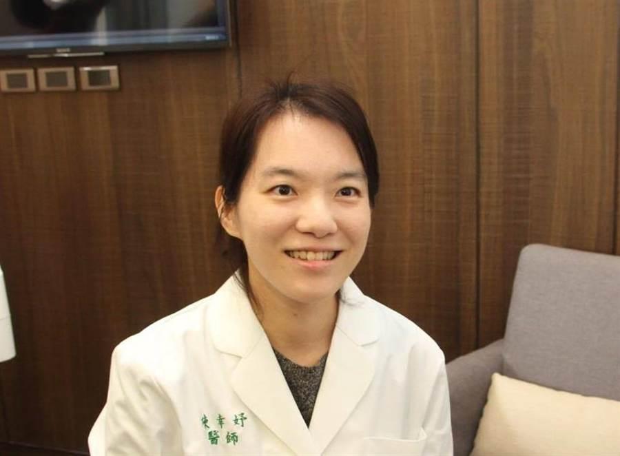 陳幸妤牙醫診所2016年開幕。(圖/本報資料照,曹婷婷攝)