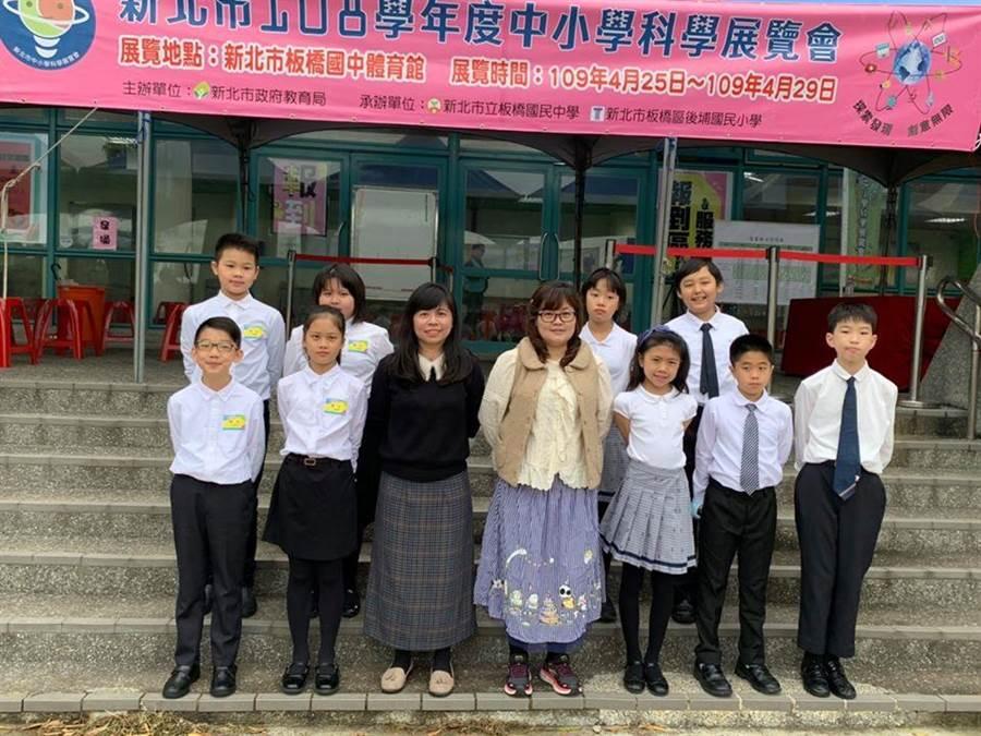 康橋國際學校各校區表現亮眼,在新北市及新竹市共囊括20個獎項。(康橋國際學校提供/葉書宏新北傳真)