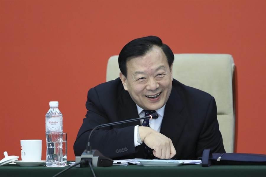 全國政協副主席夏寶龍兼任國務院港澳事務辦公室主任。(中新社)