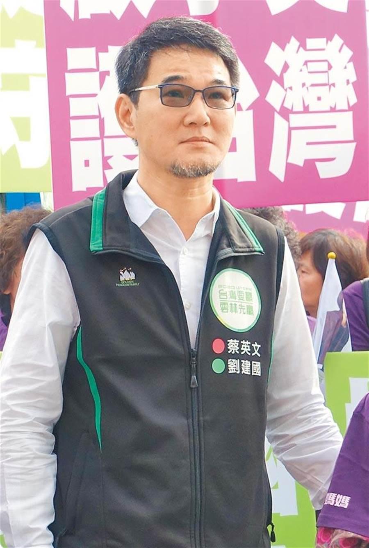 立法委員劉建國。(本報資料照)