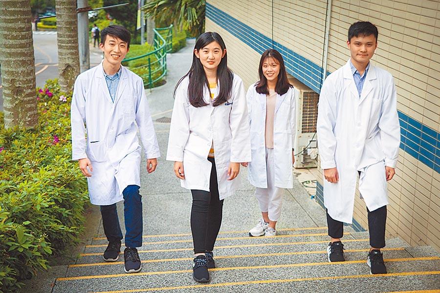 培育大健康產業人才引領學生迎向第五波財富浪潮。圖/元培醫事科大提供