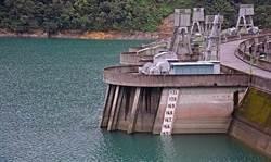 豪大雨狂炸台灣 淹水警戒、水庫警戒區曝光