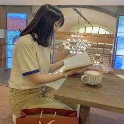 書店美食閣樓嚐微醺!「夏日療癒插畫季」尋貓趣