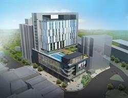 打造首座複合商旅大樓 中華郵政宣布開工