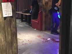 萬華阿公店酒客遭砍  警追捕10名惡煞
