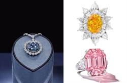 「紐約傳奇」海瑞溫斯頓再現瑰麗稀世珍寶璀璨奧秘之彩鑽