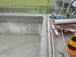 下雨天別做壞事!嘉縣環局揪出畜牧場偷排廢水
