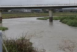 豪雨來臨!第三河川局已排空滯洪池 中市河川未達警戒線