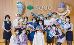 國泰產後護理之家 喜迎第5千位新生兒