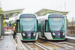 韓搭輕軌 捷運局強調進度超前