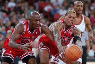NBA》羅德曼:批評喬丹前隊友太脆弱