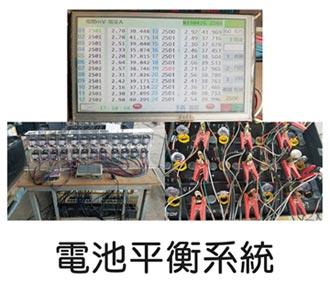 日日興貿易 提供電動堆高機電池租賃