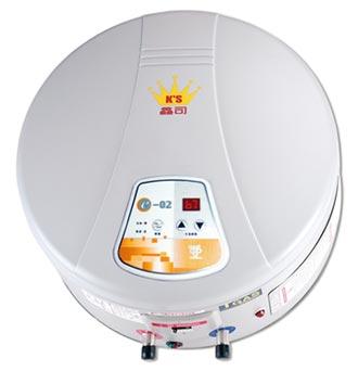 鑫司浴的小精靈電熱水器 數位定溫、快速加熱、出水量大