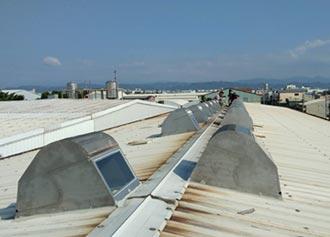風碩自然通風設備 高效排熱