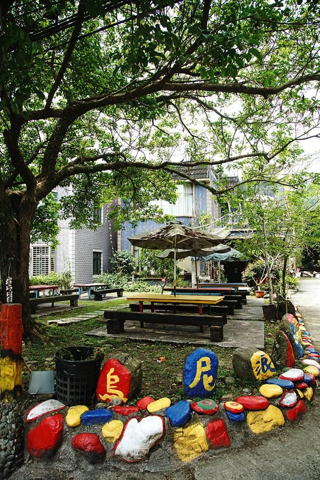 亞力民宿是建山部落裡唯一的民宿。。(攝影/曾信耀/Takao樂高雄/提供)