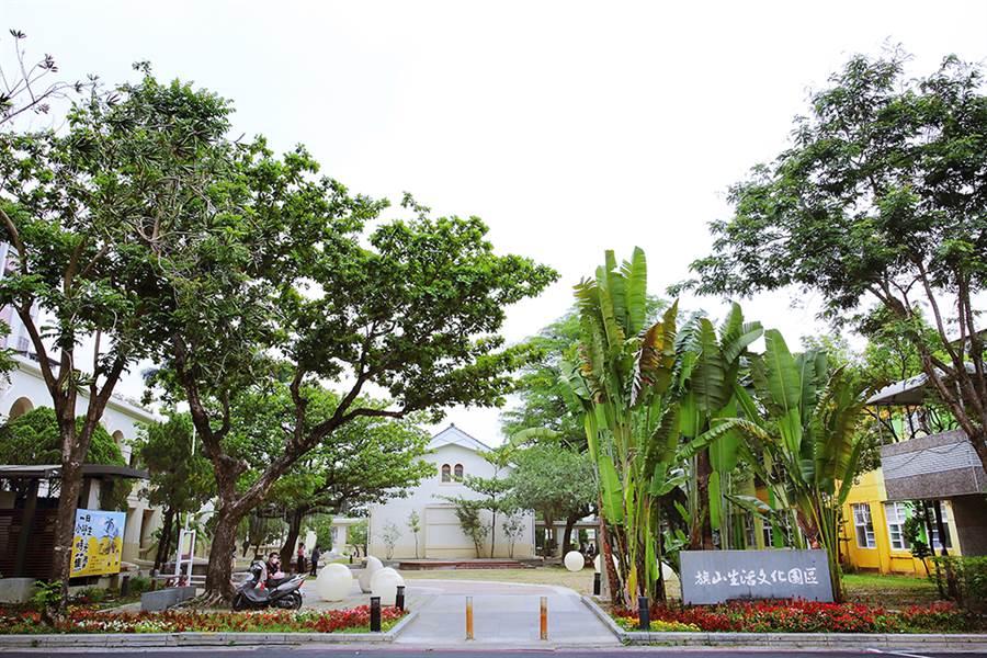 旗山生活文化園區歷時一千多個日子修復,重新對外開放。(攝影/Carter)