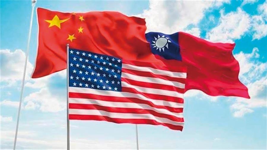 大陸外交、國防部針對蓬佩奧電賀蔡英文連發聲明。(圖/達志影像/shutterstock)