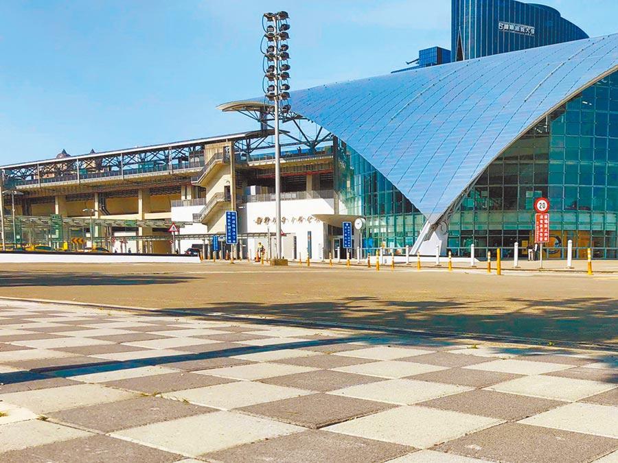 新竹縣、市近日為新竹輕軌吵得不可開交,輕軌計畫目前位於新竹縣的站點為高鐵。(縣府提供/莊旻靜新竹傳真)