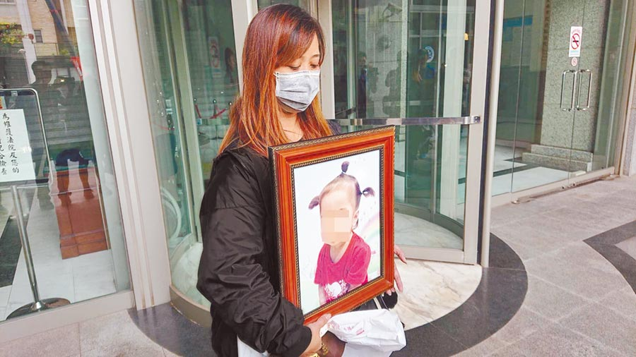 台南1歲半女童遭虐死案台南高分院維持一審原判,女童阿嬤表示接受判決,放過自己。(本報資料照片)