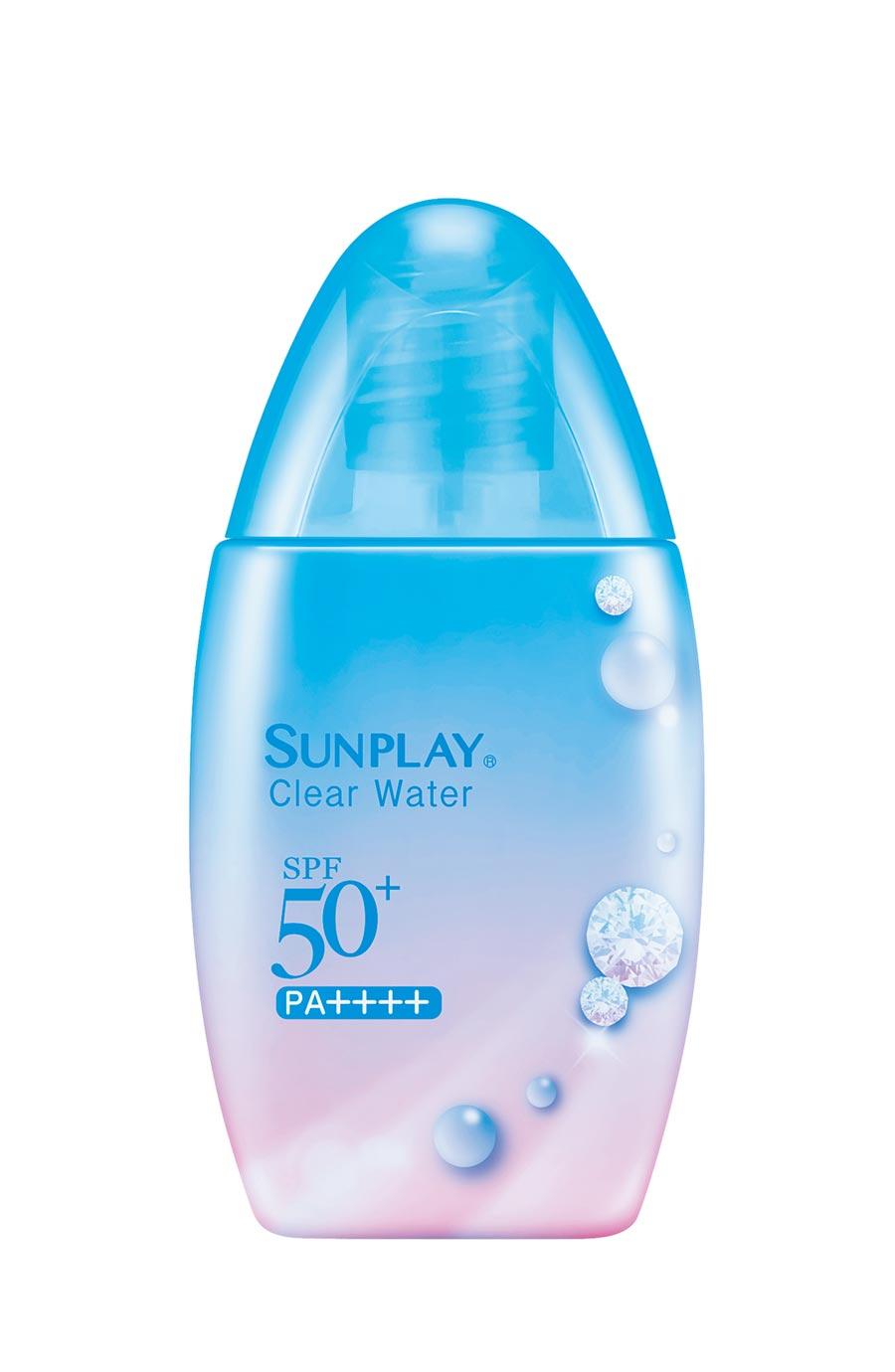 曼秀雷敦SUNPLAY柔光美肌防曬乳液30g,220元。(曼秀雷敦提供)
