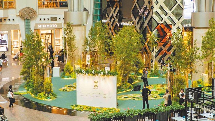 台北101頂級珠寶腕表大賞「2020 World Masterpiece大師之作」,今年搶先提前在7月2日至12日舉辦。(台北101提供)