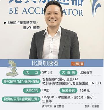 《新創戰疫》系列之四-比翼加速器 助新創生醫打亞洲盃