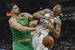 NBA》綠衫軍中鋒坎特 有意轉行摔角手