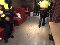 北市阿公店喝酒砍人  警逮7嫌