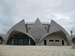 大安媽祖園區 吳敏濟提案蓋沙雕美術館永續發展