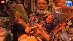 陳時中墾丁「逛大街」第一道吃這個 老闆樂歪了