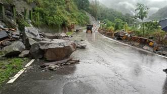 豪雨炸南台灣 9路段受災