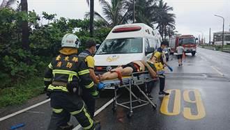 公路局員工巡視道路 自撞橋墩身亡