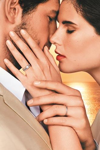婚戒見證愛情