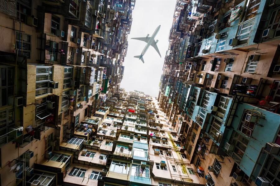 移民台灣落角何處最適合?網曝現況:有錢港人都這樣做(香港示意圖/達志影像)